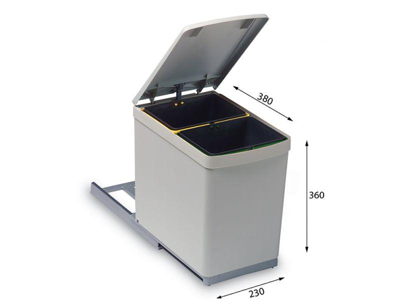 Albio 10 - 2x7,5 litrov