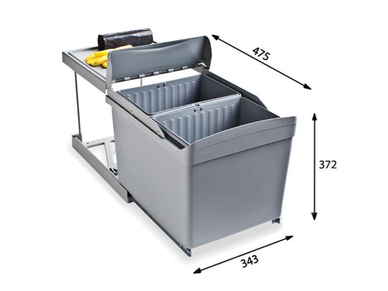Albio 30 - 2x16 litrov