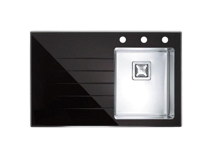Crystalix 10 pravý - černá